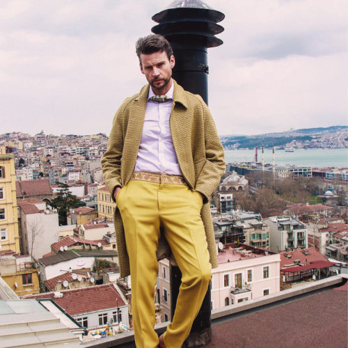 11Prestige Men's Style No.92 April 2021 - Wesley Thevissen by Hamid Barzegar