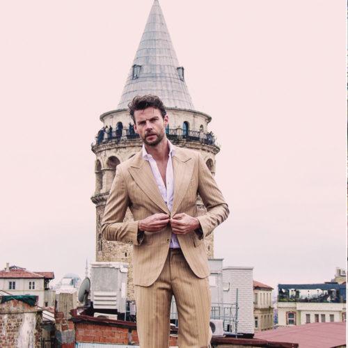 13Prestige Men's Style No.92 April 2021 - Wesley Thevissen by Hamid Barzegar