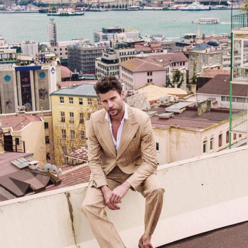 14Prestige Men's Style No.92 April 2021 - Wesley Thevissen by Hamid Barzegar
