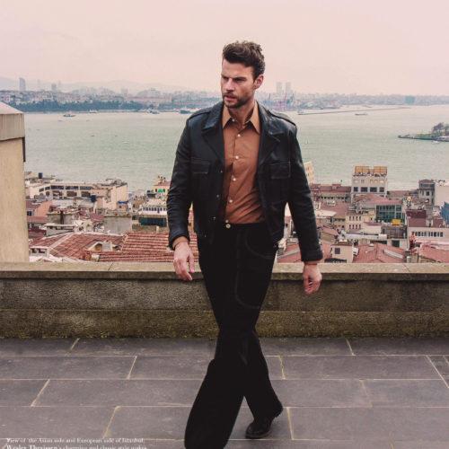 1Prestige Men's Style No.92 April 2021 - Wesley Thevissen by Hamid Barzegar