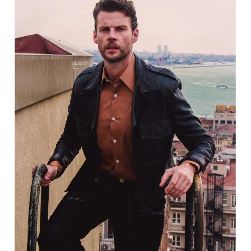 2Prestige Men's Style No.92 April 2021 - Wesley Thevissen by Hamid Barzegar