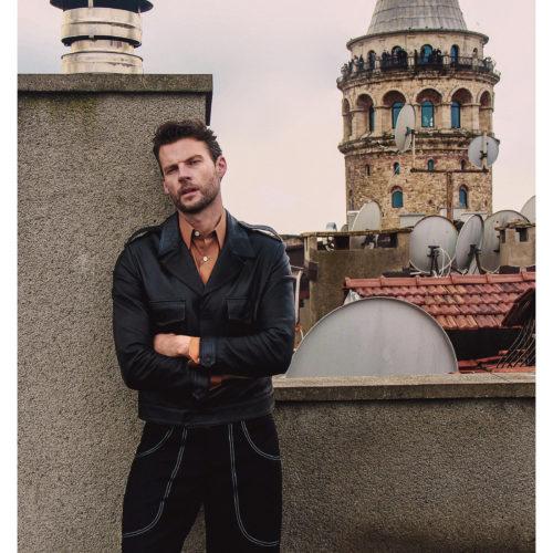 4Prestige Men's Style No.92 April 2021 - Wesley Thevissen by Hamid Barzegar