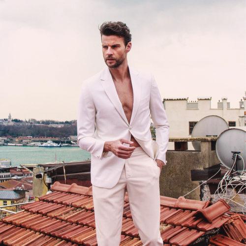 5Prestige Men's Style No.92 April 2021 - Wesley Thevissen by Hamid Barzegar