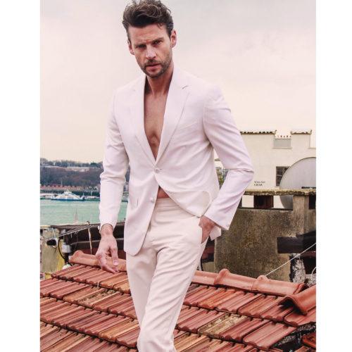 6Prestige Men's Style No.92 April 2021 - Wesley Thevissen by Hamid Barzegar