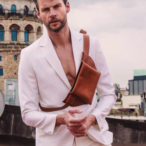 8Prestige Men's Style No.92 April 2021 - Wesley Thevissen by Hamid Barzegar